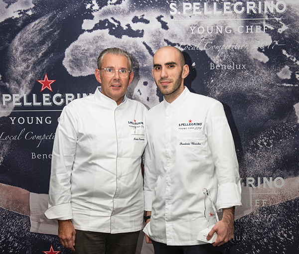 SP2017 Mentor Chef Peter Goossens Winner Frederic Chastro-picture Jan Bartelsman-B600