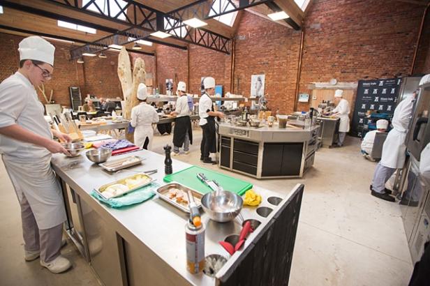 2018-01-18 Horeca Vlaanderen - Selectie Young Chefs Team